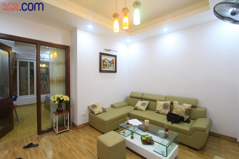 Cheap Price 1 Bedroom Apartment For Rent In Lang Ha Dong